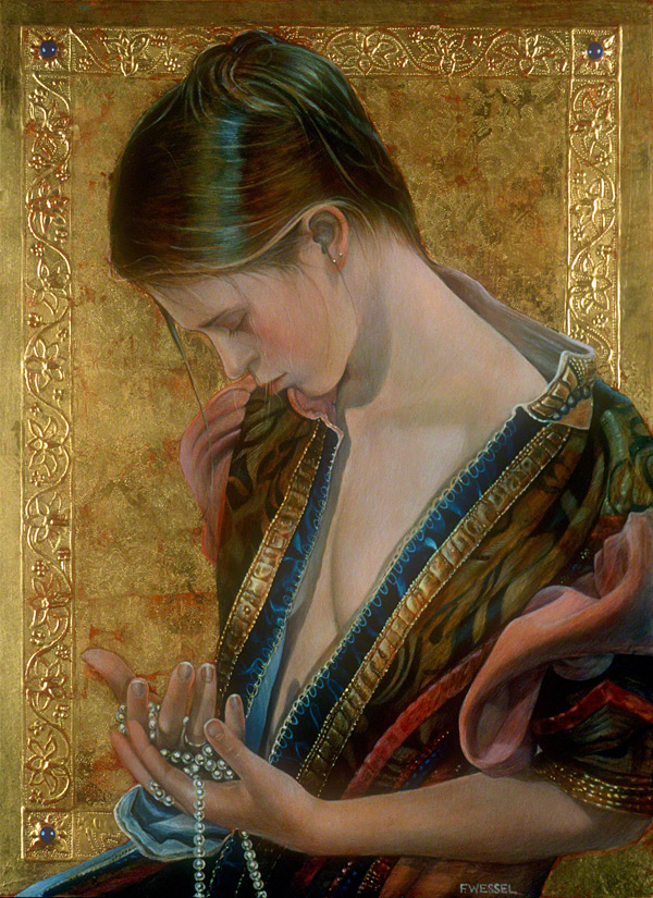 Fred Wessel - Tunic and Pearls