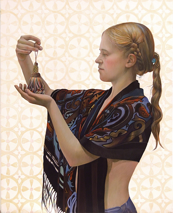Fred Wessel - Venetian Scarf and Tassel