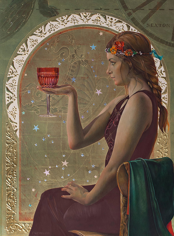 Fred Wessel - The Constellation Crater